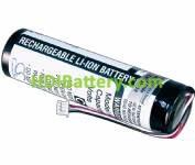 Batería para GPS TomTom Go300, Go400, Go500, Go600, Go710, Go910